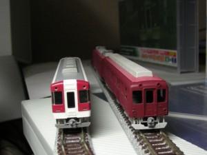 GM完成品5200系と製作中2610系