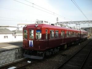伊賀鉄道旧塗装860系復活