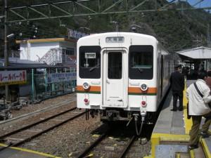 中部天竜駅(佐久間レールパーク)