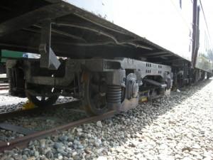 国鉄長軸台車