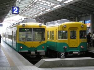 富山地方鉄道 富山駅