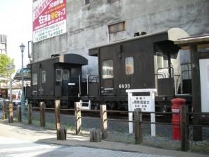 大垣駅 旧国鉄貨物駅跡