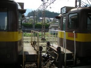 三岐鉄道 ED重連