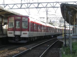 三岐鉄道 近鉄富田
