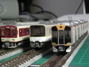近鉄5820系&阪神1000系