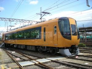 きんてつ鉄道まつり2009塩浜研修車庫 新型特急22600系