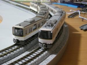 GMシリーズ21 9020系 と Bトレ