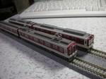 鉄コレ近鉄1200系とマイクロエース8000系