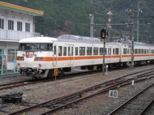 佐久間レールパークフィナーレ号(117系)