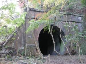 愛岐トンネル群、市民公開、人の居ない瞬間