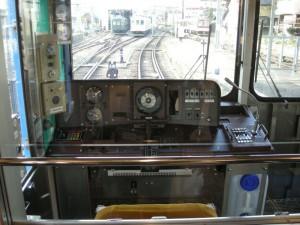 新忍者列車200系、運転台